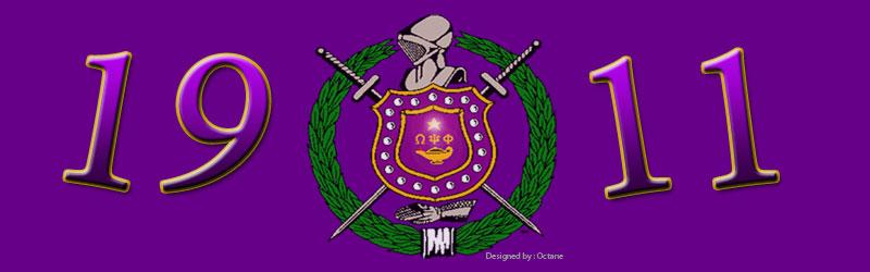 Theta Delta Delta Chapter Of Omega Psi Phi Fraternity Inc